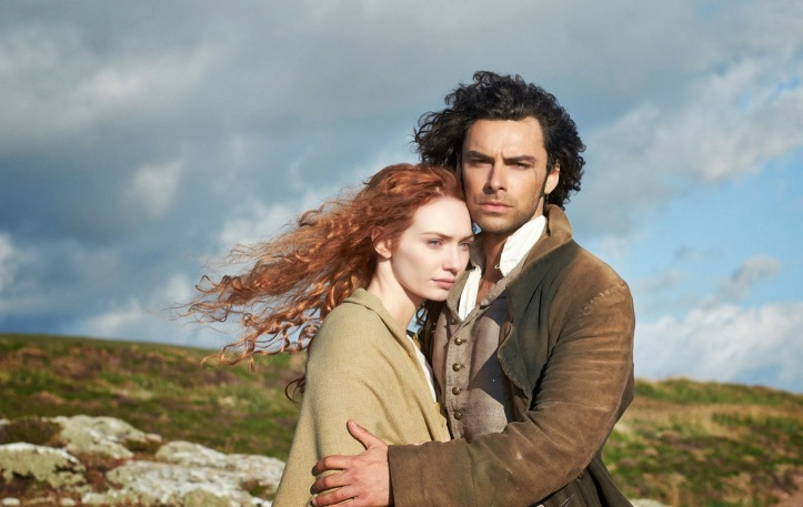 Ross and Demelza